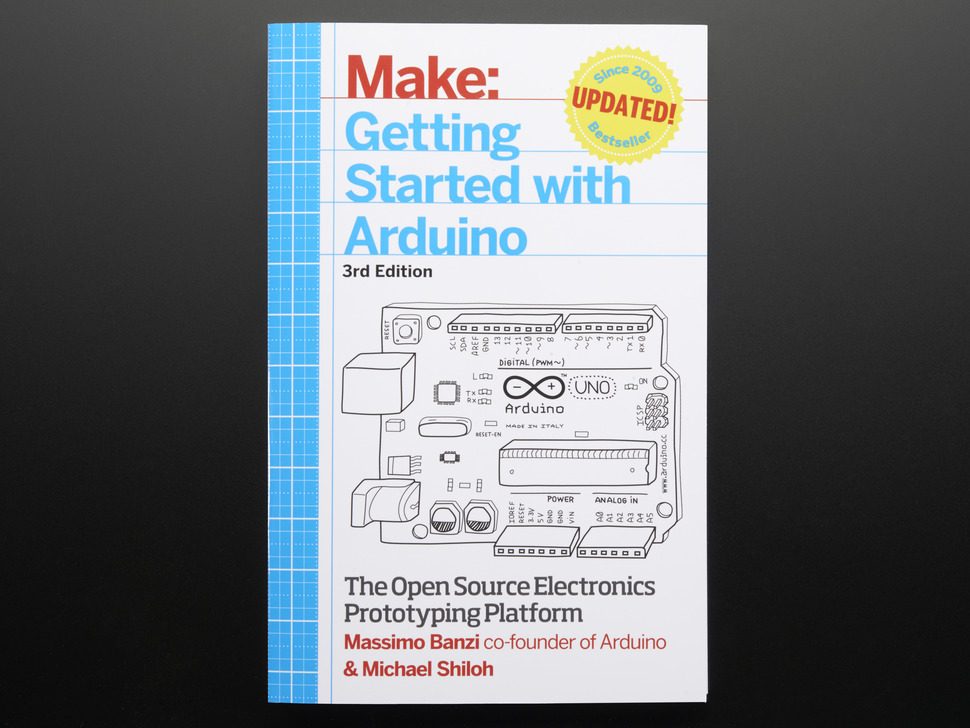 getting started with arduino 3rd edition epub