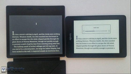 ipad as ebook reader vs kindle