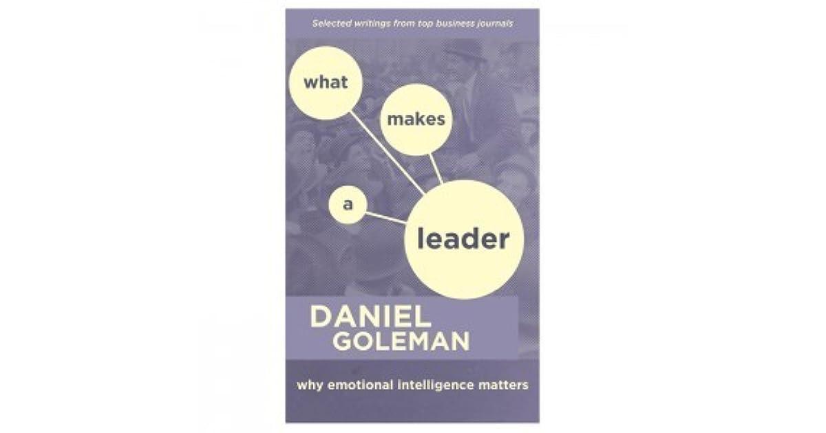 emotional intelligence daniel goleman ebook download