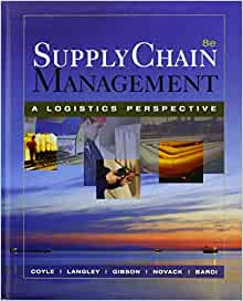supply chain management a logistics perspective ebook