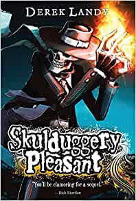 skulduggery pleasant book 1 epub download