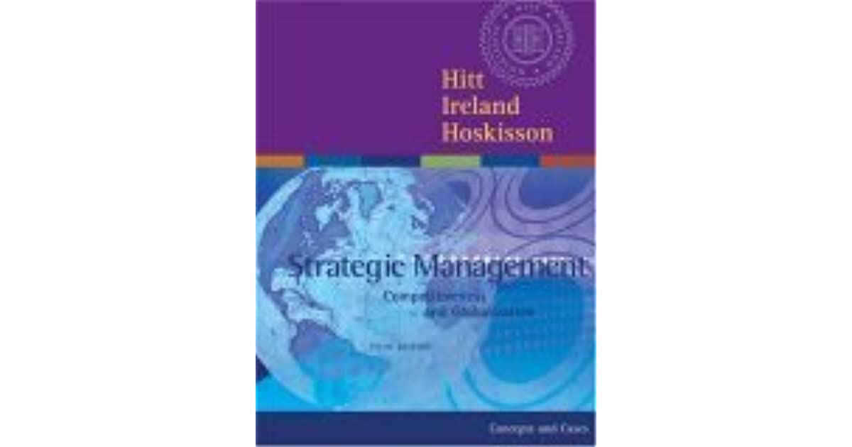 strategic management competitiveness and globalisation ebook