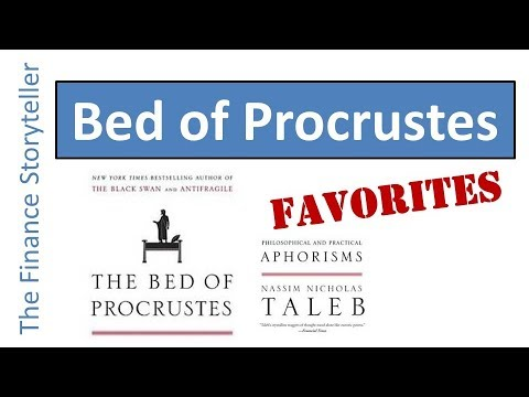 the bed of procrustes epub