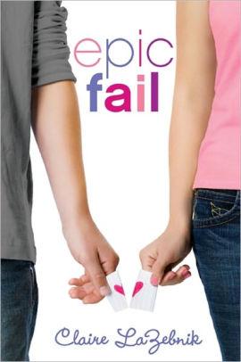epic fail by claire lazebnik epub free download