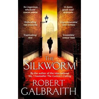 the silkworm robert galbraith epub