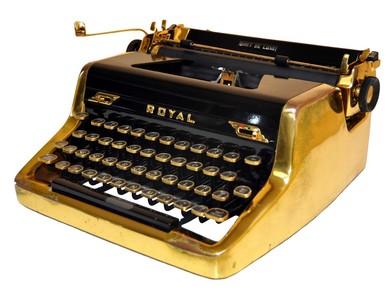 blood on my typewriter epub