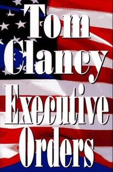 tom clancy executive orders ebook