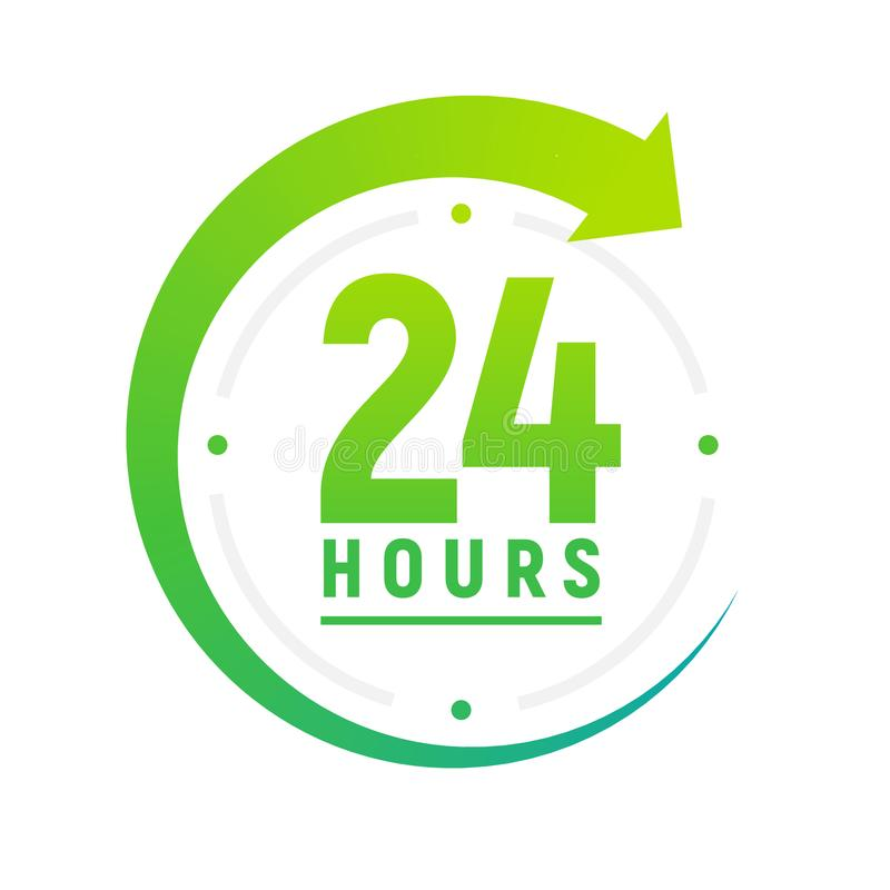 24 hours a day ebook