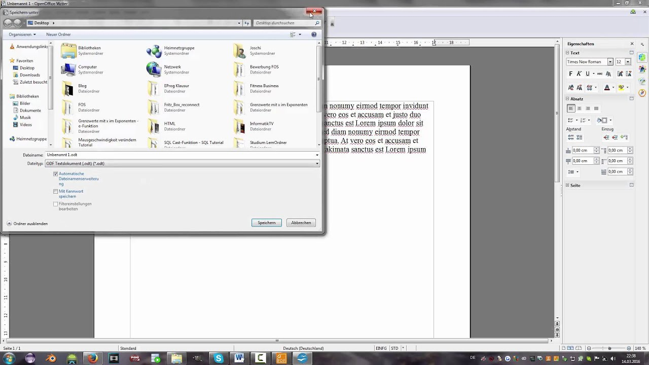 how to create an ebook with openoffice