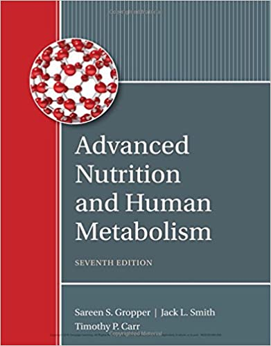 advanced nutrition and human metabolism 7th edition ebook