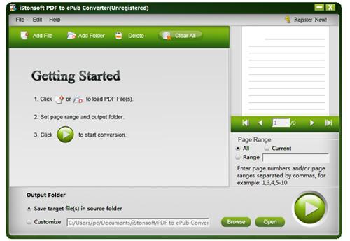 can i convert pdf to epub