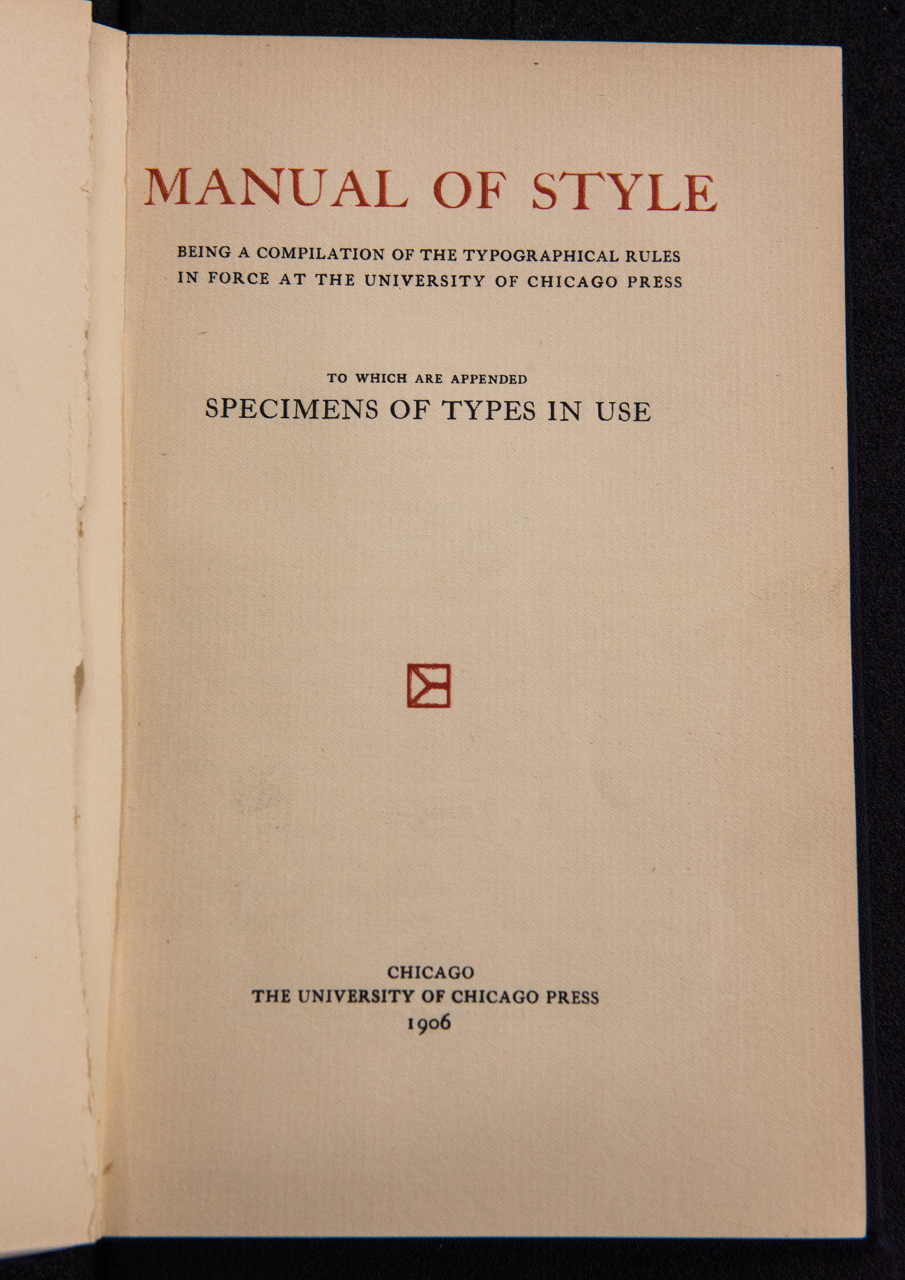 chicago manual of style ebook download