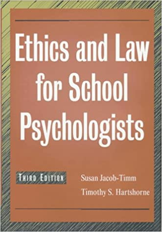 ethics and professional practice for psychologists ebook
