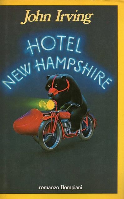 john irving hotel new hampshire ebook