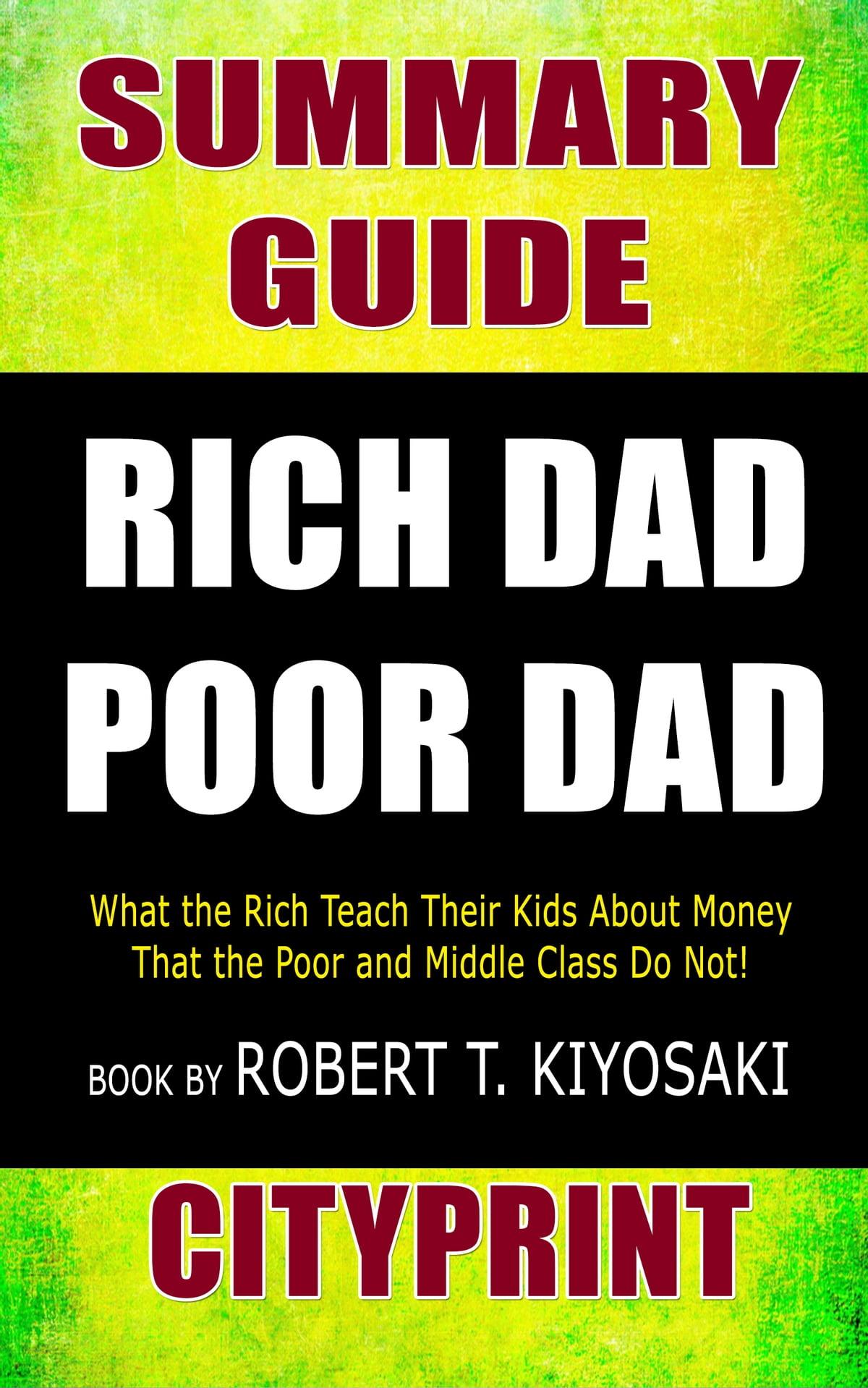 rich dad poor dad epub vk