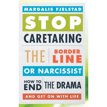 stop caretaking the borderline or narcissist ebook