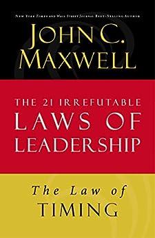 the 21 irrefutable laws of leadership epub