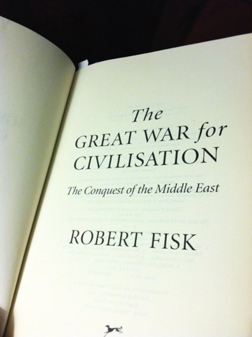 the great war for civilisation epub